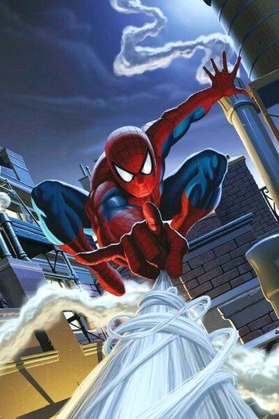 Питер Паркер, Человек-Паук биография персонажа, читать комиксы Человек-Паук, Spider Man