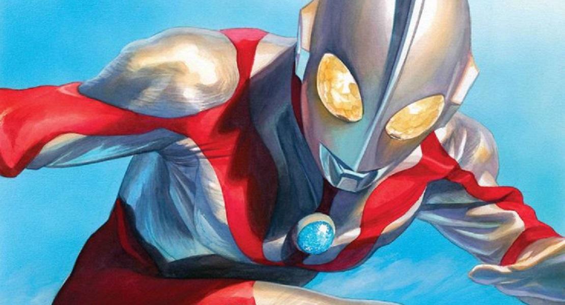 Ультрамен, Ultraman, Marvel