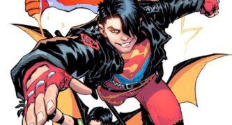 Супербой, Conner Kent, Коннер Кент, комиксы Супермен