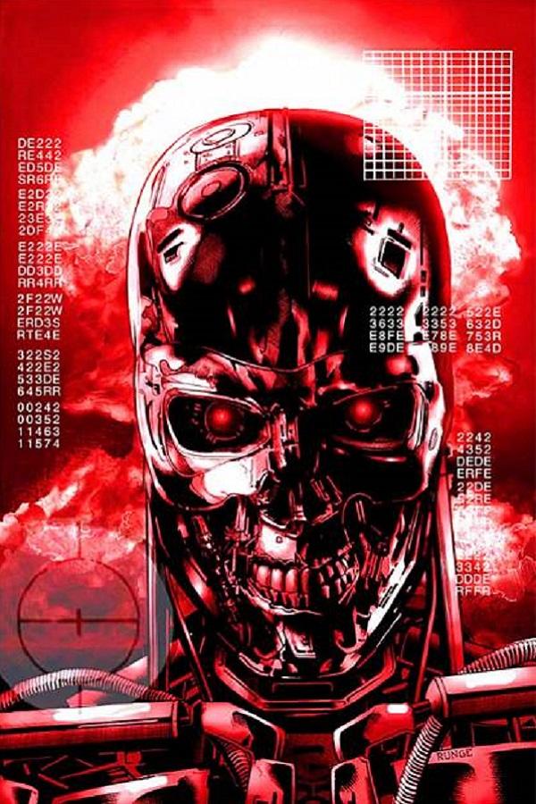 Терминатор, Terminator биография персонажа, читать комиксы Terminator