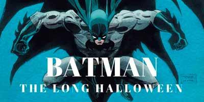 Batman: The Long Halloween, Бэтмен: Долгий Хэллоуин читать скачать комиксы онлайн