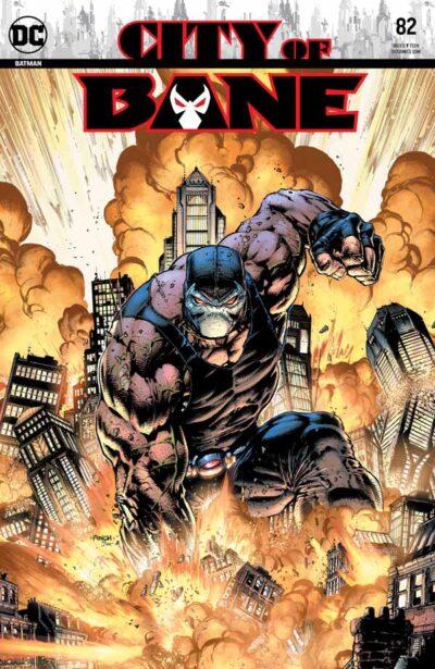 Бэтмен Том 3 #82, Batman Vol 3 #82 читать скачать комиксы онлайн