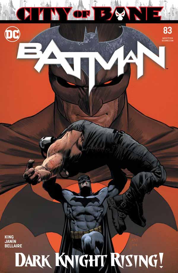 Бэтмен Том 3 #83, Batman Vol 3 #83 читать скачать комиксы онлайн