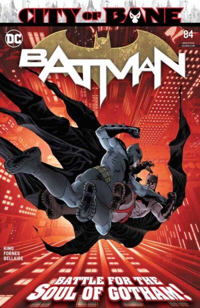 Бэтмен Том 3 #84, Batman Vol 3 #84 читать скачать комиксы онлайн