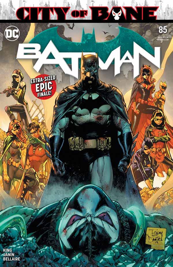 Бэтмен Том 3 #85, Batman Vol 3 #85 читать скачать комиксы онлайн
