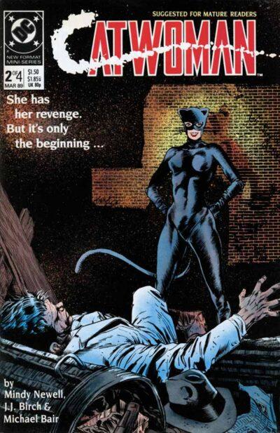 Catwoman Vol 1 #2, Женщина-кошка. Том 1 #2 читать скачать комиксы онлайн
