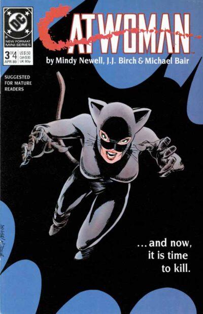 Catwoman Vol 1 #3, Женщина-кошка. Том 1 #3 читать скачать комиксы онлайн