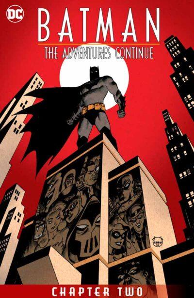 Batman: The Adventures Continue #2, Бэтмен Приключения Продолжаются #2