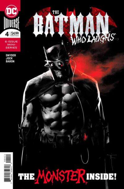 Читать комиксы Бэтмен, который смеется #4 онлайн, комиксы Бэтмен