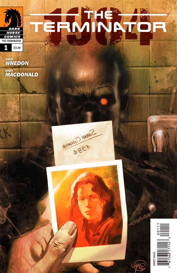 The Terminator: 1984 #1, терминатор 1984 #1 комикс читать онлайн