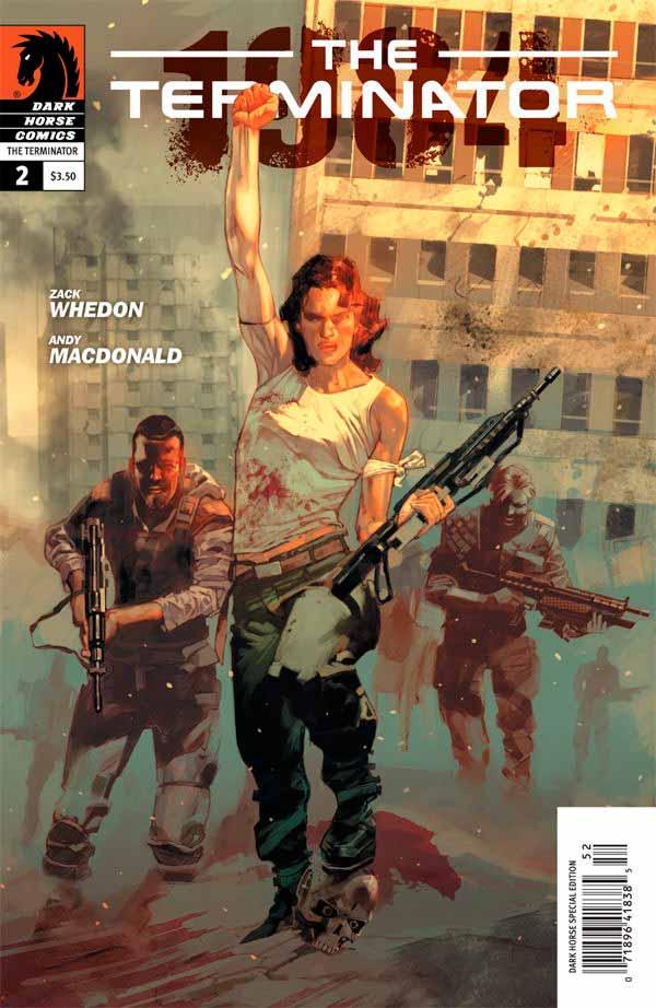 The Terminator: 1984 #2, терминатор 1984 #2 комикс читать онлайн