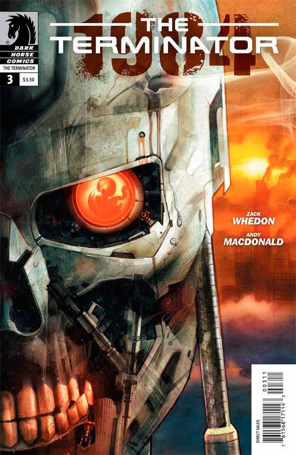 The Terminator: 1984 #3, терминатор 1984 #3 комикс читать онлайн