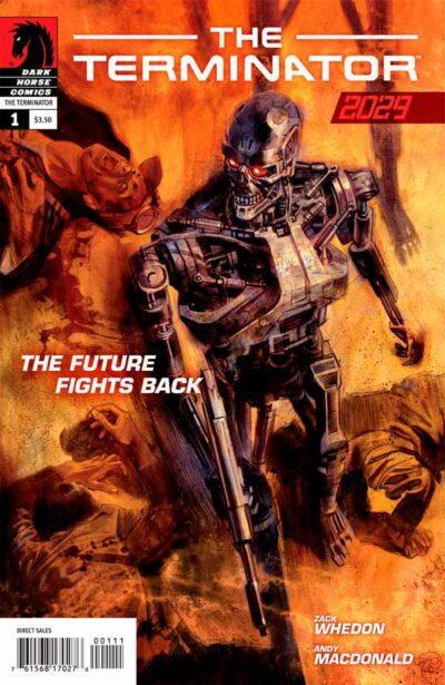 The Terminator: 2029 #1 Терминатор: 2029 #1 читать скачать комиксы онлайн
