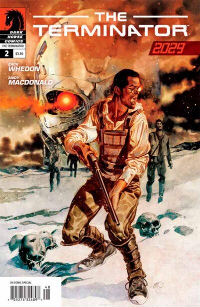 The Terminator: 2029 #2 Терминатор: 2029 #2 читать скачать комиксы онлайн