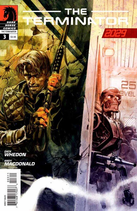 The Terminator: 2029 #3 Терминатор: 2029 #3 читать скачать комиксы онлайн