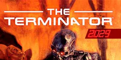 The Terminator: 2029 Терминатора: 2029 комиксы онлайн,