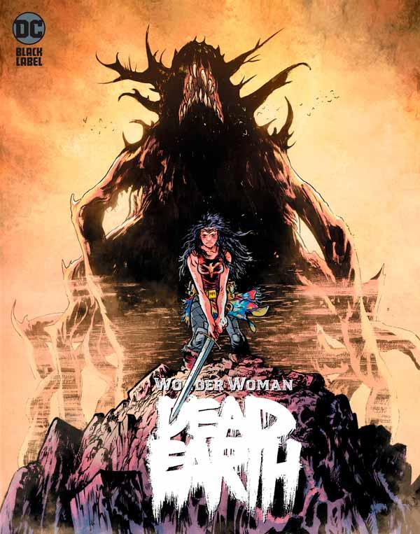 Чудо-женщина: Мертвая Земля Том 1 #1, Wonder Woman: Dead Earth Vol 1 #1 читать скачать комиксы онлайн