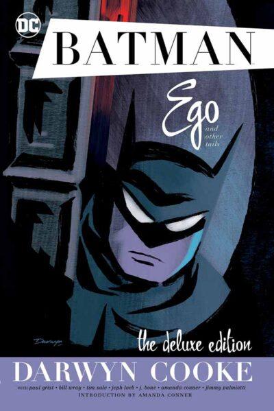 Бэтмен Эго и Другие Истории читать комиксы онлайн, Бэтмен, Batman: Ego and Other Tails