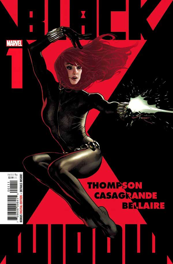 Чёрная вдова (2020) #1, Black Widow #1 (2020), комиксы Марвел читать онлайн