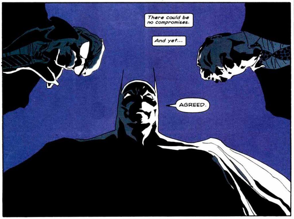 Бэтмен: Долгий Хэллоуин, batman the long halloween читать скачать комиксы