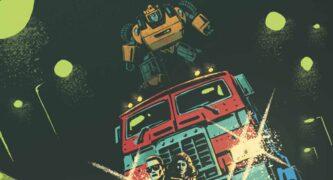 Transformers vs. the Terminator #3, Трансформеры против Терминатор #3 комиксы онлайн