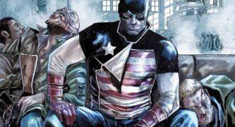U.S.Agent #1, СШАгент #1, комиксы Марвел