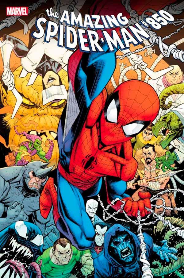 Amazing Spider-Man #850, Удивительный Человек-паук #850