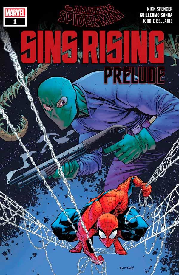 Amazing Spider-Man: Sins Rising Prelude Vol 1 #1, Удивительный Человек-Паук Прелюдия к восстанию грехов, том 1 #1 читать скачать комиксы Марвел