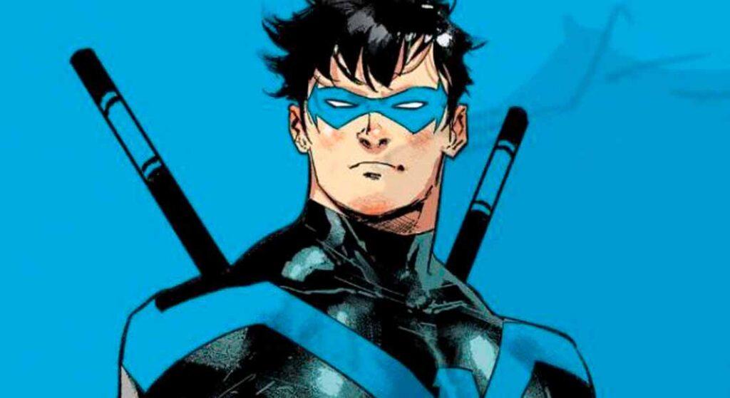 Nightwing #74, комиксы найтвинг, Ричард Дик Грейсон, комиксы про Найтвинга