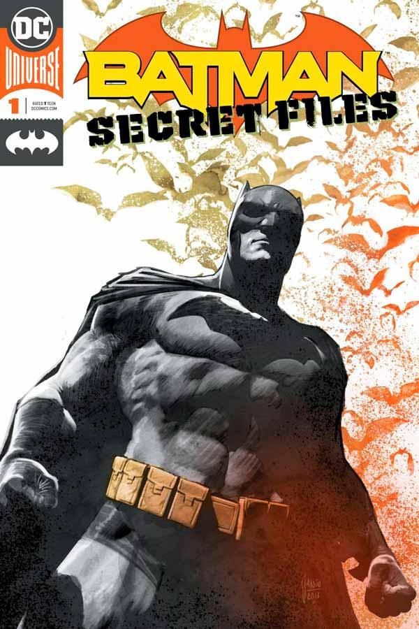 Batman Secret Files Vol 1 #1, Бэтмен Секретные Материалы Том 1 #1 читать скачать комиксы онлайн