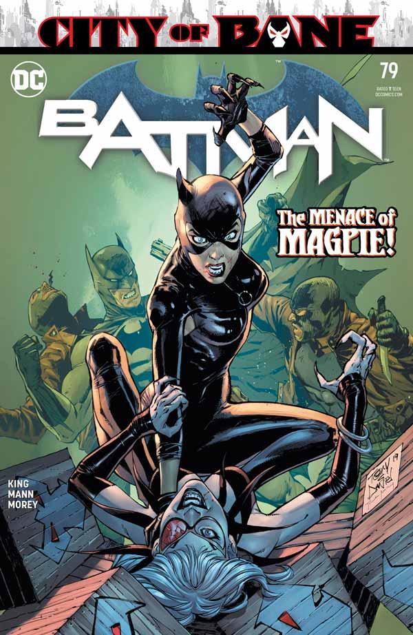 Бэтмен Том 3 #79, Batman Vol 3 #79 читать скачать комиксы онлайн