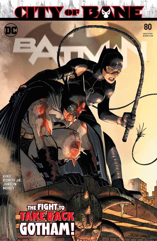 Бэтмен Том 3 #80, Batman Vol 3 #80 читать скачать комиксы онлайн
