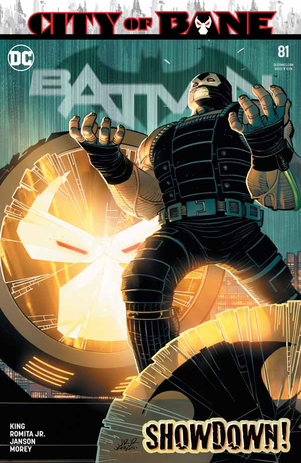 Бэтмен Том 3 #81, Batman Vol 3 #81 читать скачать комиксы онлайн
