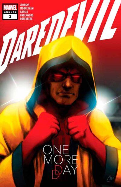 Сорвиголова Ежегодник Том 6 #1, Daredevil Annual Vol 6 (2020) #1 читать скачать комиксы Марвел