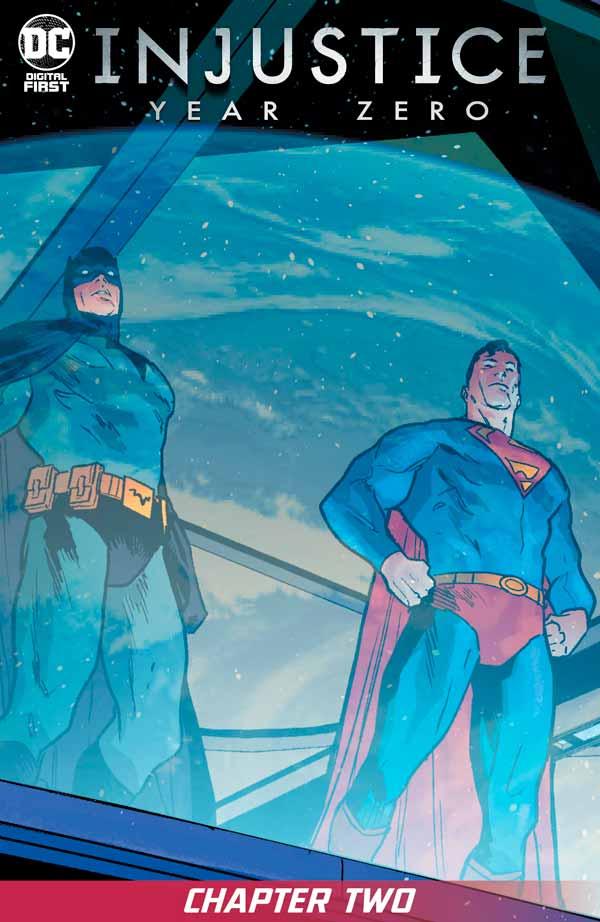 Несправедливость: Нулевой Год Том 1 #2, Injustice: Year Zero Vol 1 #2 читать скачать комиксы онлайн