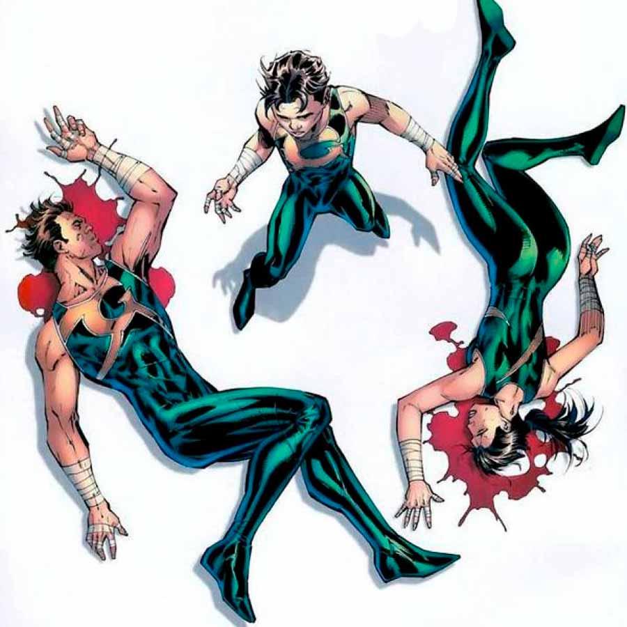 Летающие Грейсоны из цирка Хейли» (The Flying Graysons of The Haley Circus)