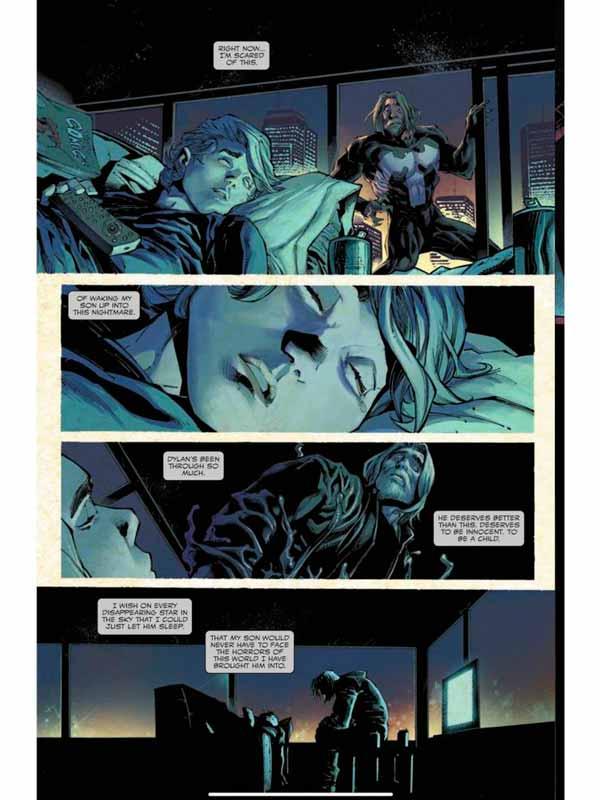 Marvel's King in Black #1, Марвел Король в Черном #1, Комиксы Марвел онлайн, Король в Черном, Кнулл Марвел
