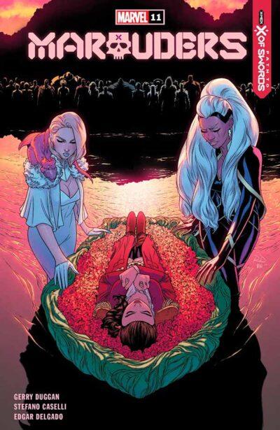 Marauders Vol 1 #11 Мародёры Том 1 #11 скачать/читать комиксы онлайн