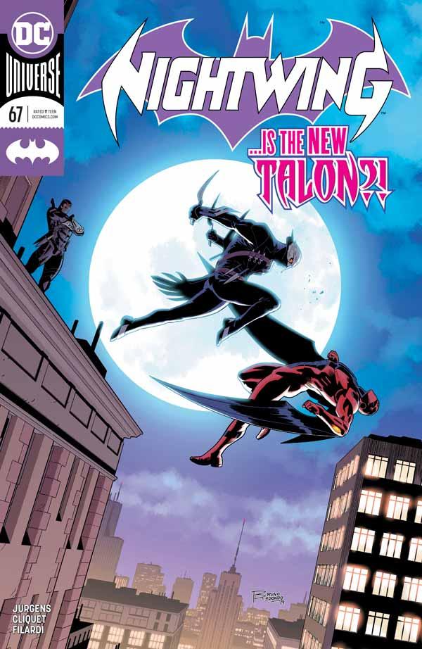 Найтвинг Том 4 #67, Nightwing Vol 4 #67 читать скачать комиксы