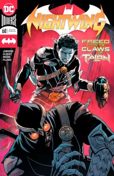 Найтвинг Том 4 #68, Nightwing Vol 4 #68 читать скачать комиксы