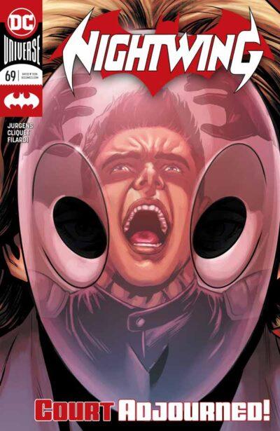 Найтвинг Том 4 #69, Nightwing Vol 4 #69 читать скачать комиксы
