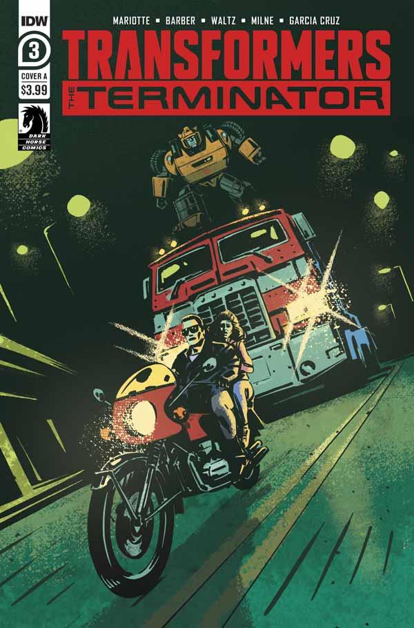 Transformers vs. the Terminator #3 Трансформеры против Терминатора #3 скачать/читать онлайн