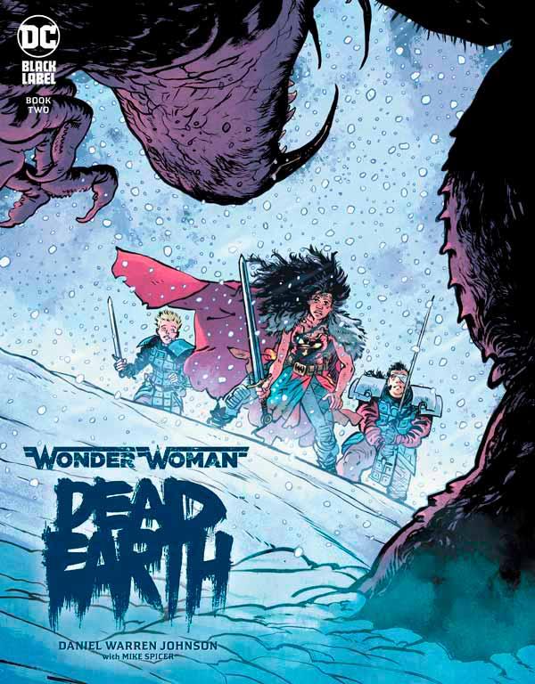 Чудо-женщина: Мертвая Земля Том 1 #2, Wonder Woman: Dead Earth Vol 1 #2 читать скачать комиксы онлайн