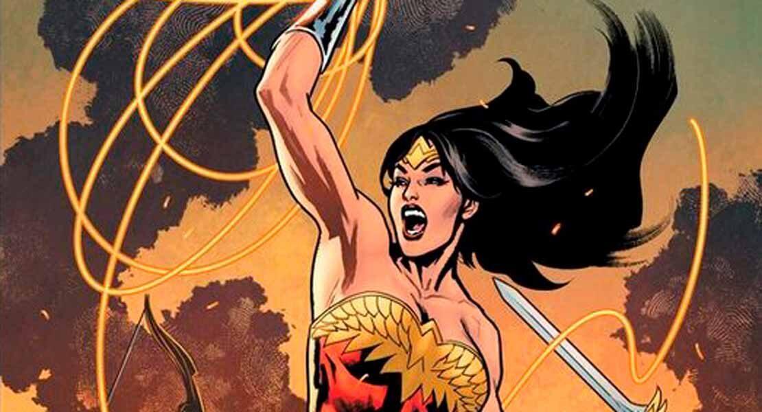 Чудо-женщина: Земля Один Том 3 «Лассо», Wonder Woman: Earth One Vol. 3