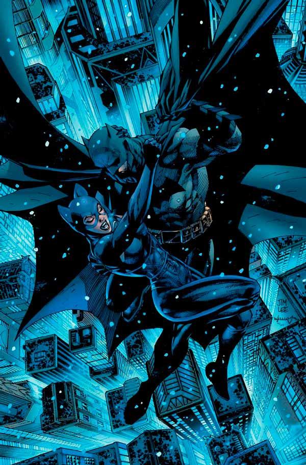 Batman/Catwoman #1, Бэтмен/Жещина-кошка #1, Брюс Вейн и Селина Кайл