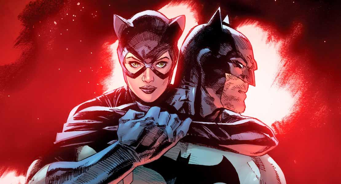 Комикс Бэтмен/Женщина-кошка #1, Batman/Catwoman #1