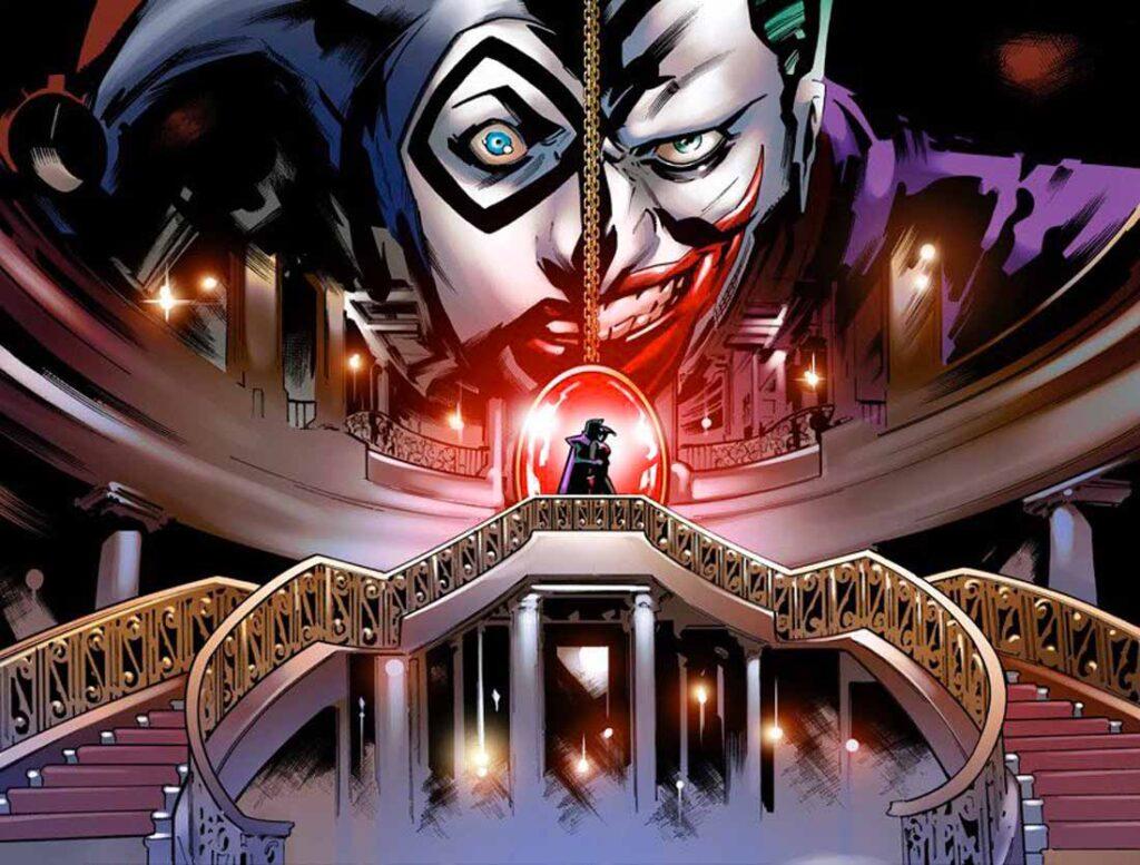 Джокер и Харли Кивнн, Том Тейлор, Несправедливость: Нулевой год Том 1, Injustice: Year Zero Vol 1