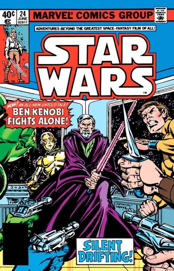 Star Wars #24 (1977) Звездные Войны #24 скачать/читать комиксы онлайн