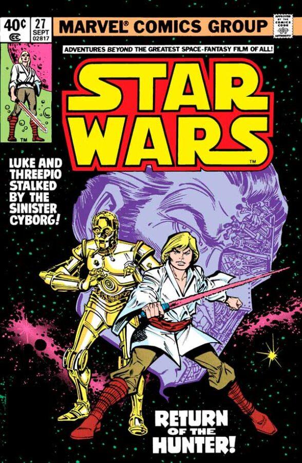 Star Wars #27 (1977) Звездные Войны #27 скачать/читать комиксы онлайн