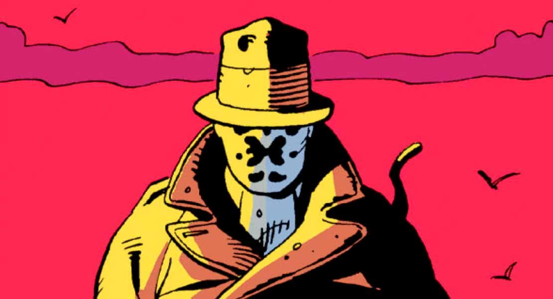 Хранители, Watchmen новый комикс про Роршаха, Том Кинг, Роршах